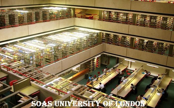 SOAS University of London Wiki Biography History Ranking Location Established