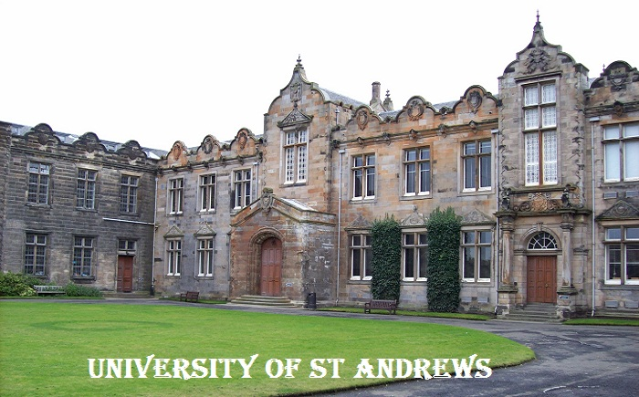 University of St Andrews Wiki Biography History Ranking Location Established Year in Hindi