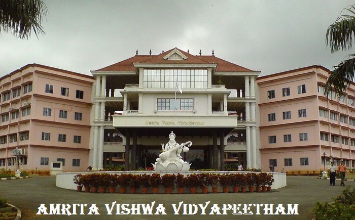 Amrita Vishwa Vidyapeetham Coimbatore India Wiki Ranking in Hindi