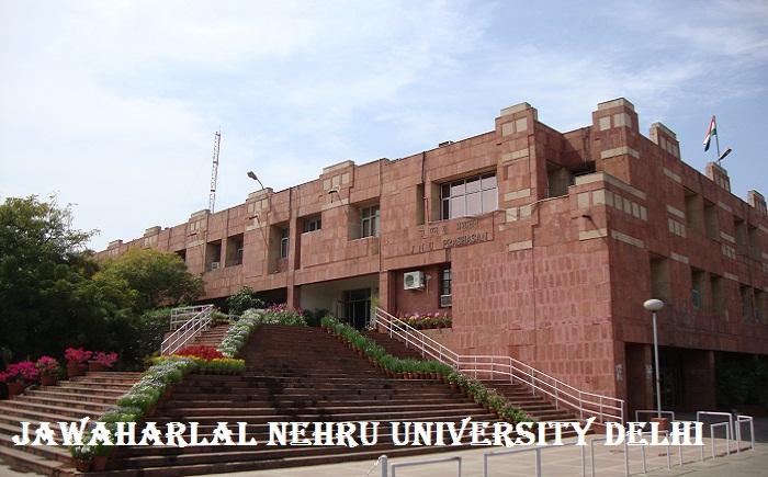 Jawaharlal Nehru University Delhi India Wiki Ranking in Hindi
