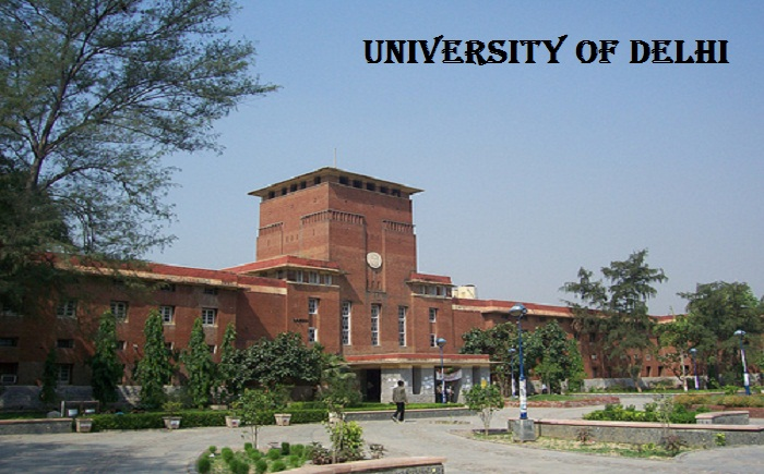 University of Delhi India Wiki Ranking in Hindi
