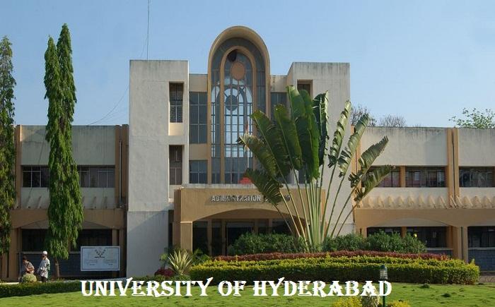 University of Hyderabad Telangana India Wiki Ranking in Hindi